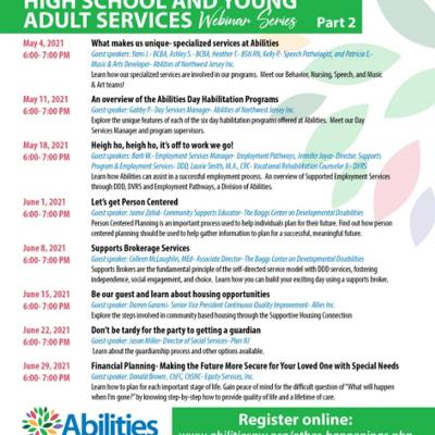 Bridging the Gap Between High School and Young Adult Services Webinar  Series Part 2